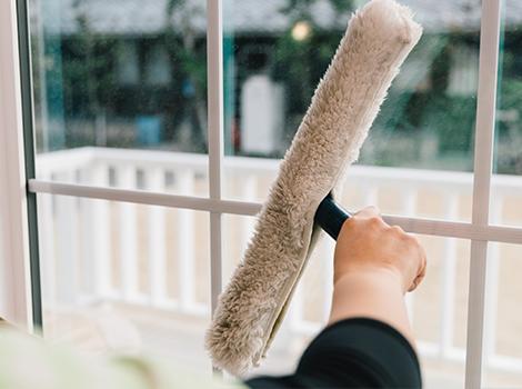 窓ガラス/サッシ清掃